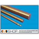 Trapezoidal Screw Threads Straight stainless